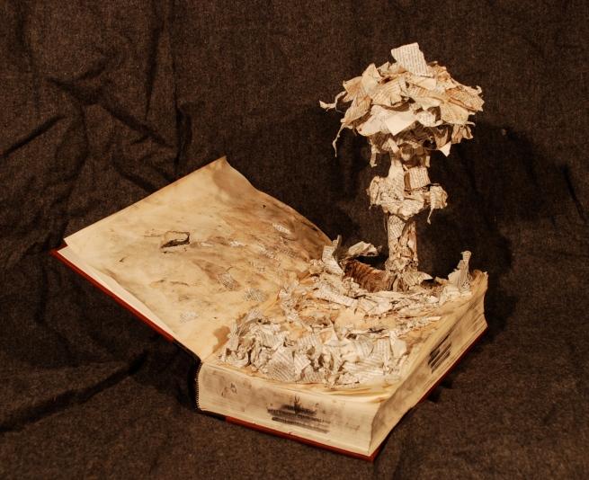 """Literary Explosion"" by Amanda Carney"