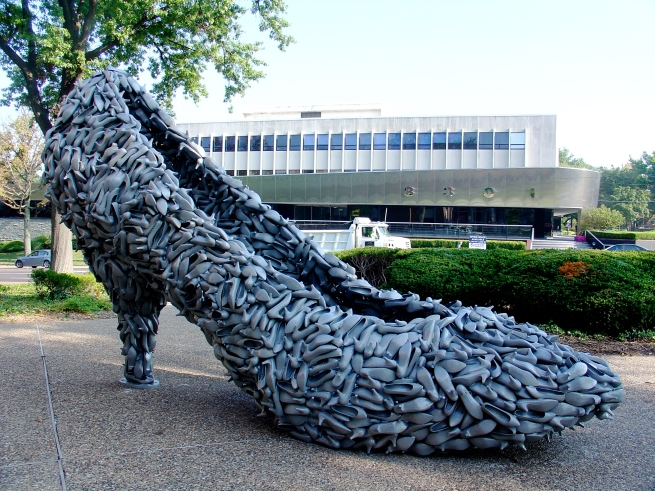 "Victoria Fuller's ""Shoe of Shoes""."