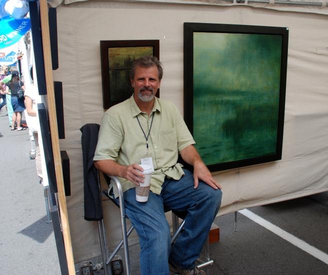Florida artist John Whipple.